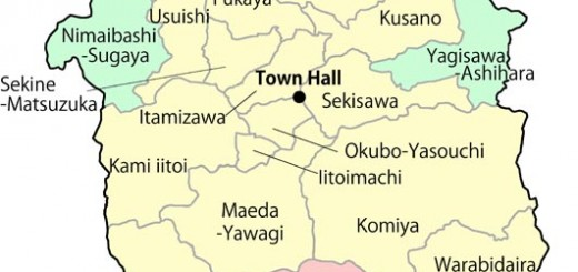 飯館村地図 作成中4