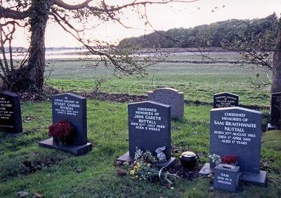 子供達の墓標